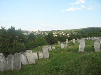 Jüdischer Friedhof in Buczacz