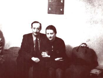 Cyla und Simon Wiesenthal